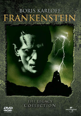 Frankenstein : the legacy collection