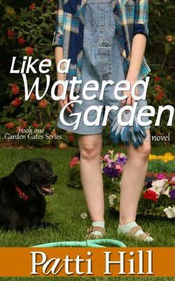 Like a watered garden (LARGE PRINT)