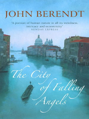 The city of falling angels (AUDIOBOOK)