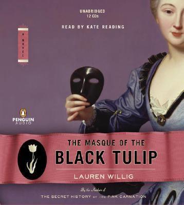 The masque of the black tulip (AUDIOBOOK)