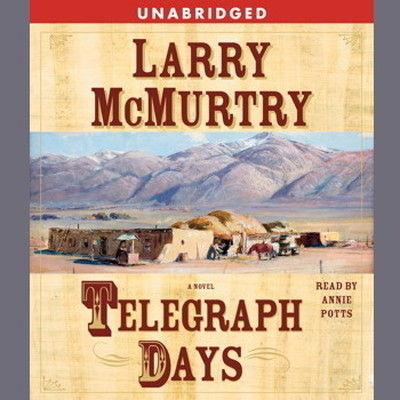 Telegraph days : [a novel] (AUDIOBOOK)