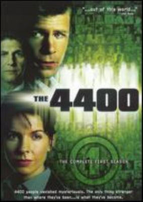 The 4400. The complete first season