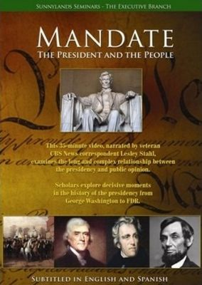Mandate : the president and the people