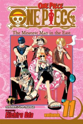 One piece. Vol. 11, The meanest man in the East