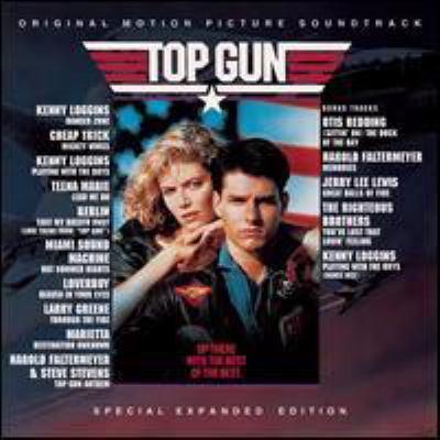 Top Gun : original motion picture soundtrack.