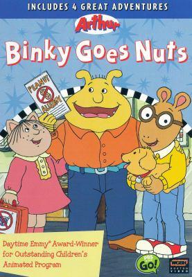 Arthur. Binky goes nuts