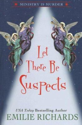 Let there be suspects (LARGE PRINT)