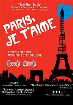 Paris, je t'aime Paris, I love you