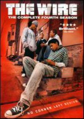 The wire. the complete fourth season