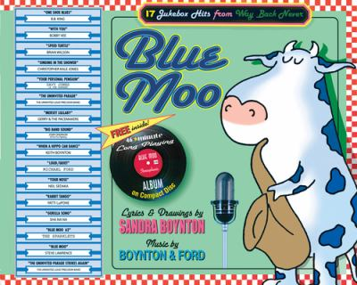 Blue Moo : 17 jukebox hits from way back never