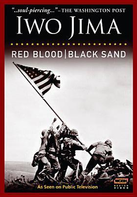 Iwo Jima : red blood, black sand