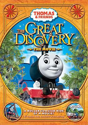 Thomas & friends. The great discovery : the movie