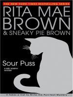 Sour puss (LARGE PRINT)