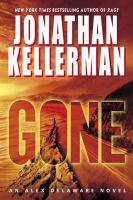 Gone : an Alex Delaware novel