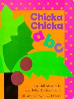 Chicka chicka abc