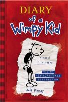 Diary of a wimpy kid. Greg Heffley's journal