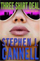Three shirt deal : a Shane Scully novel