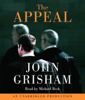 The appeal (AUDIOBOOK)