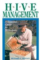 Hive management : a seasonal guide for beekeepers