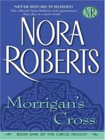 Morrigan's cross (LARGE PRINT)