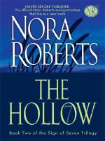 The Hollow (LARGE PRINT)
