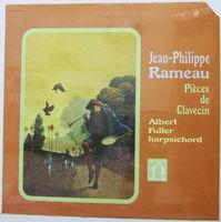 PIECES DE CLAVECIN (FULLER, ALBERT, PERF.) (CD)