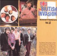 British invasion vol. 8 : the history of British rock