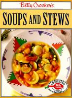Betty Crocker's soups and stews.