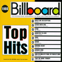 Billboard top hits, 1986