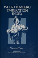 Wuerttemberg emigration index