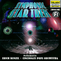 SYMPHONIC STAR TREK (CD)