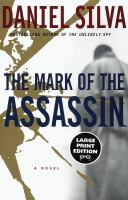 Mark of the assassin : a novel (LARGE PRINT)
