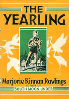 The yearling (LARGE PRINT)