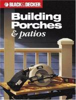 Building porches & patios.