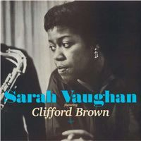Sarah Vaughan : with Clifford Brown.