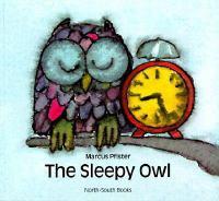 The sleepy owl