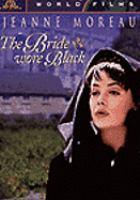 The Bride wore black La mariGee Getait en noir