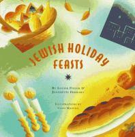 Jewish holiday feasts