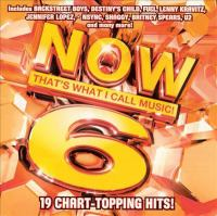 Now 6!:  that's what I call music!