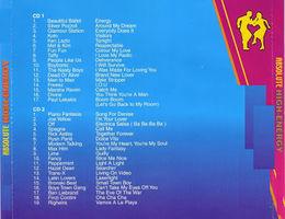 Gay classics: mega mix Vol. I : Non-stop party mix.