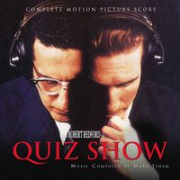 Quiz show : from the original motion picture soundtrack.