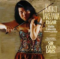 Violin concerto, op. 61 in B minor h-Moll = si mineur ; Introduction and allegro for string orchestra and string quartet, op. 47