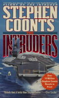 The intruders (LARGE PRINT)