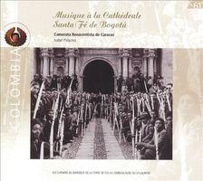Santa fe de bogata : musique a la CathGedrale