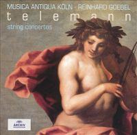 Konzerte fur Streicher String concertos = Concertos pour cordes