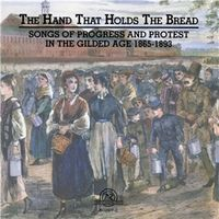 Hand that holds the bread