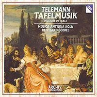 Tafelmusik : (extraits)