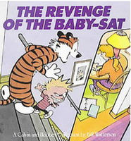 The revenge of the baby-sat : a Calvin and Hobbes collection