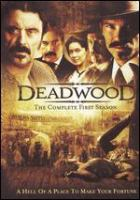 Deadwood. The complete first season