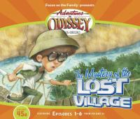 The mystery of the lost village (AUDIOBOOK)